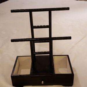 Dark Brown Jewelry storage
